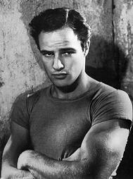 Marlon Brando Young